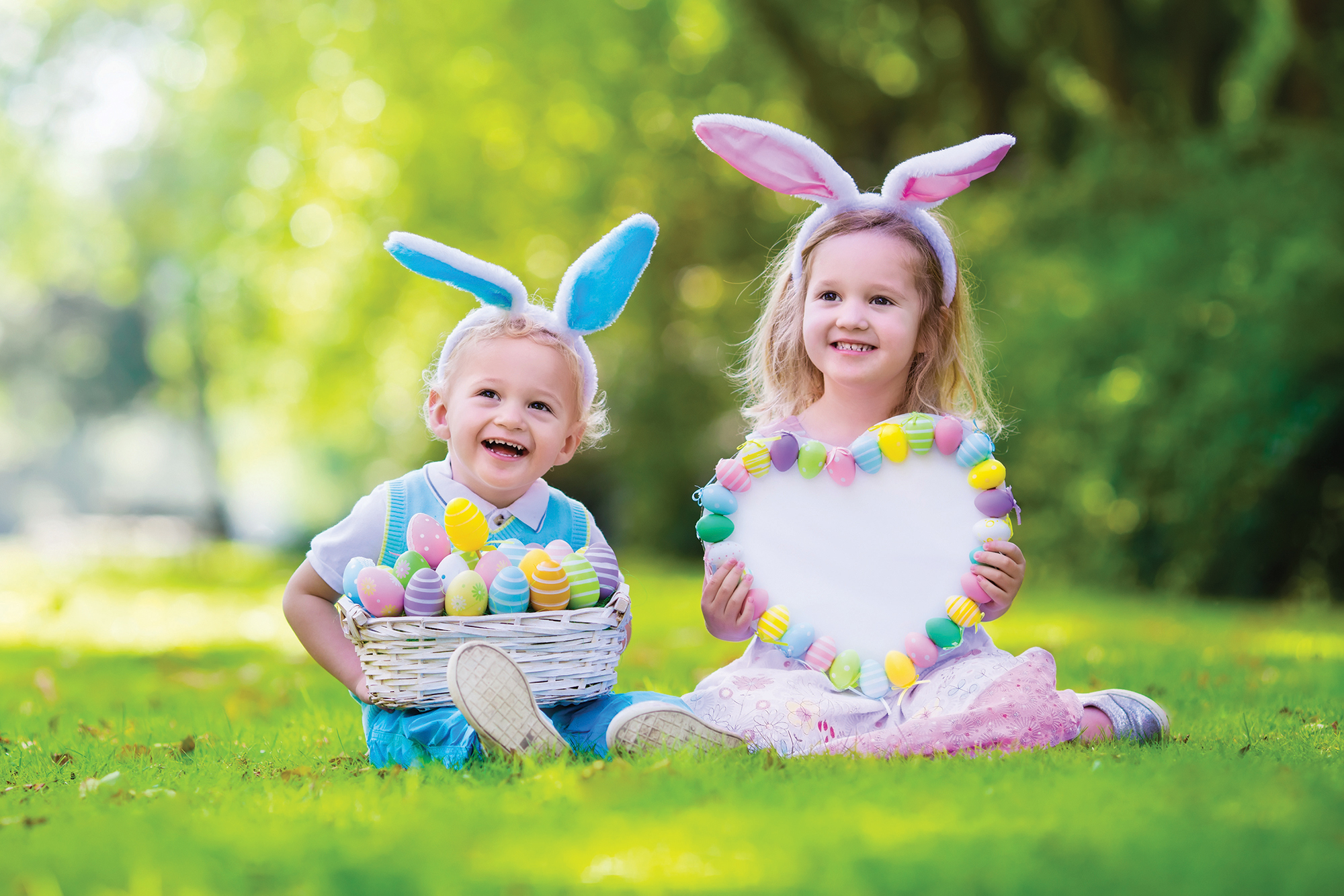 Can we have Easter fun without the Easter Bunny?