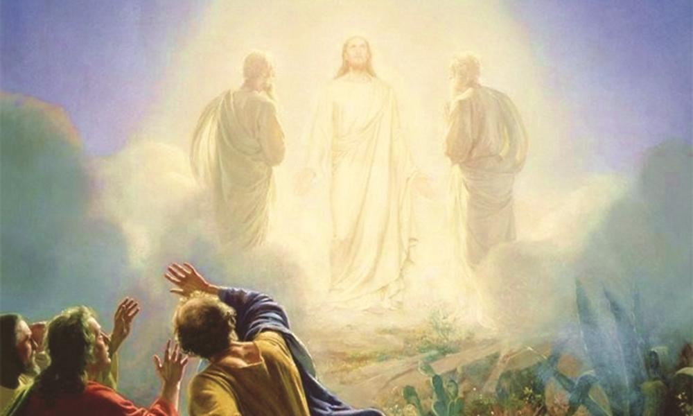 Gospel for Aug. 6 – The Transfiguration of the Lord