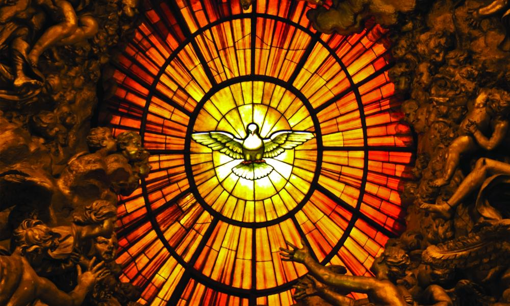 Gospel for Pentecost Sunday