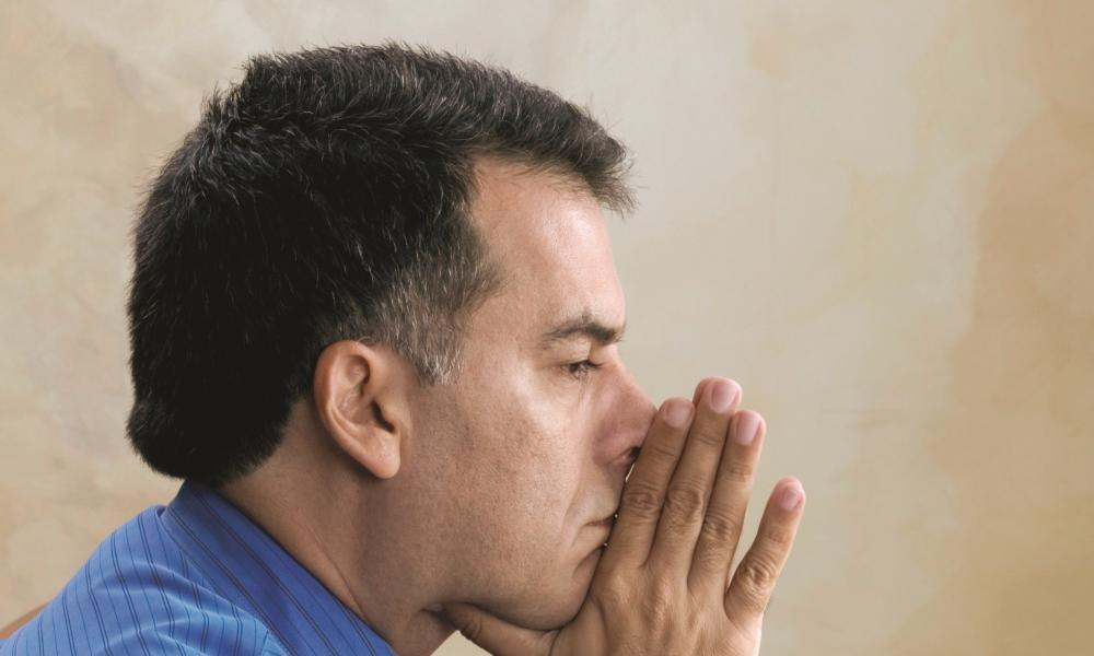 What do you say when a friend has tried praying and listening to God, but hears nothing?