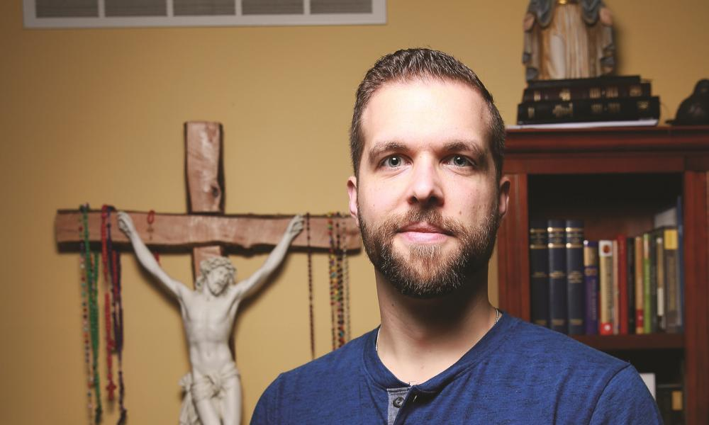 For Taylor, 'Evangelizing is a Relationship'