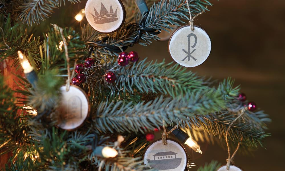 picture regarding Jesse Tree Ornaments Printable identified as Expecting the beginning of Jesus with a Jesse tree Religion