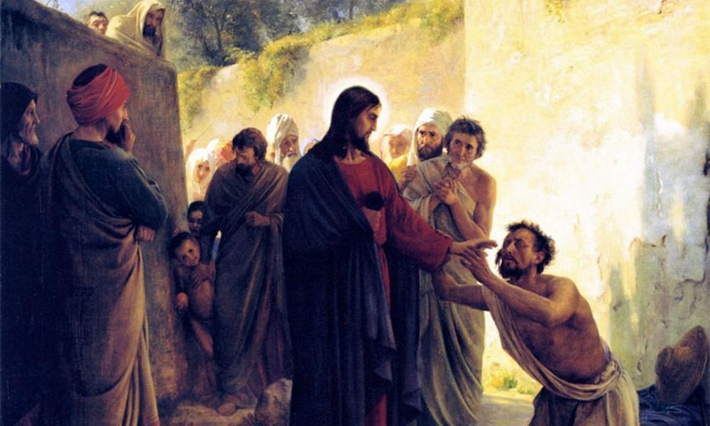 GROW as a disciple of Jesus: Why does God allow suffering?
