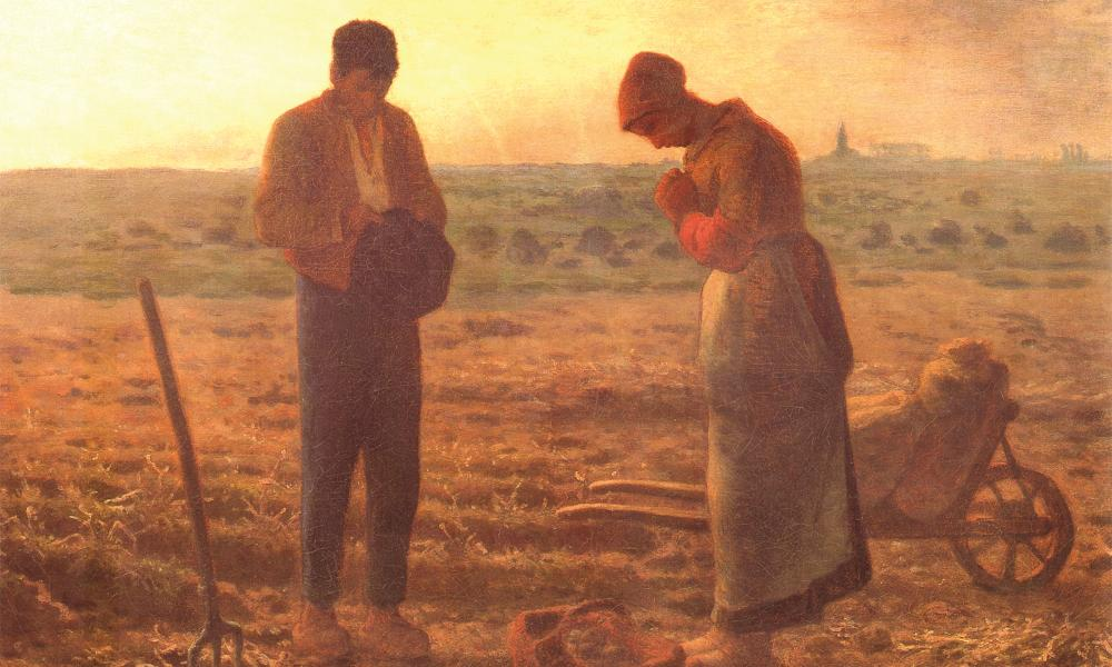 A daily prayer of thanksgiving The Angelus