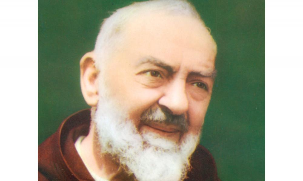 St. Padre Pio: Leading others to God's healing mercy