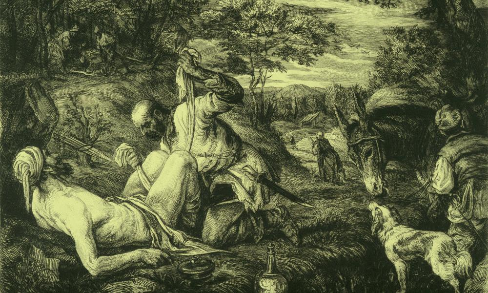 The Good Samaritan: A Lesson in Mercy
