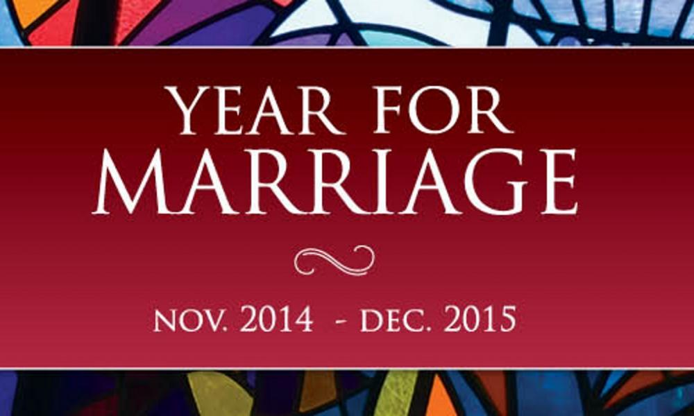 A year for  marriage