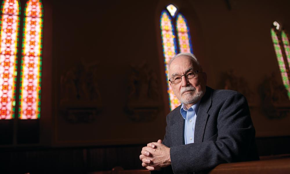 Historian Impressed by Church Teachings