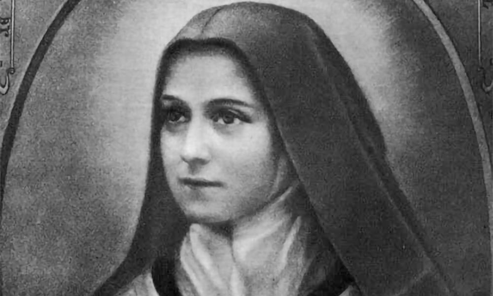 St Therese of Lisieux  St Teresa of Avila