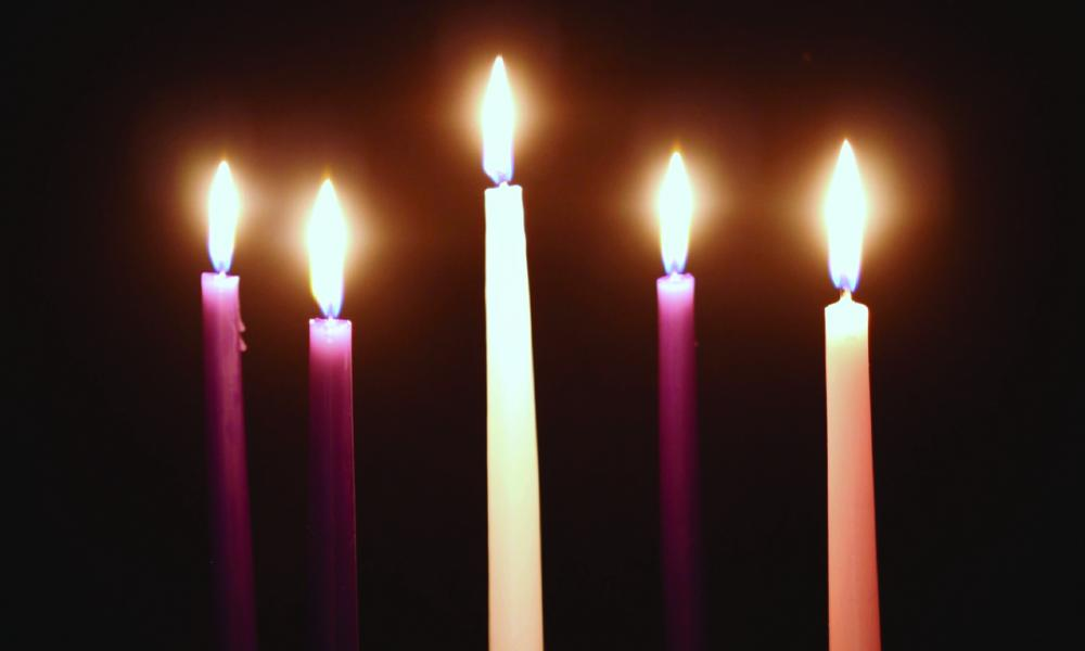 4 exercises for the 4 Sundays of Advent