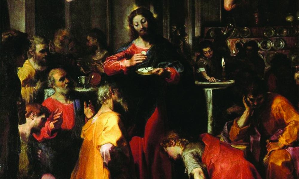 How your life can be transformed through the Eucharist