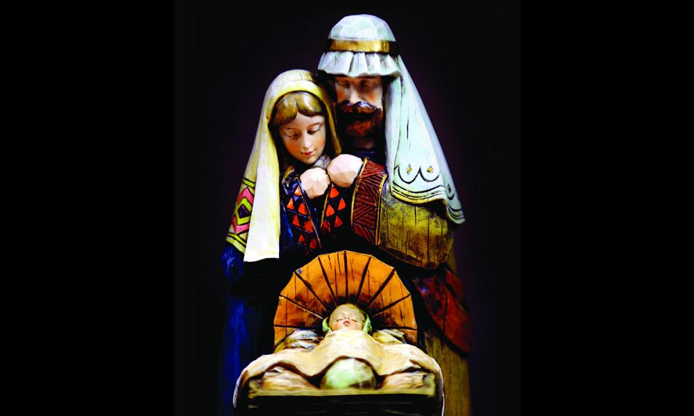 Bow down: The meaning of the Christmas crèche
