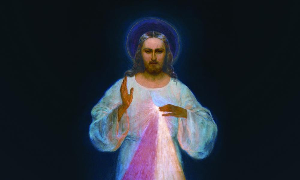 Divine mercy how to accept God's forgiveness