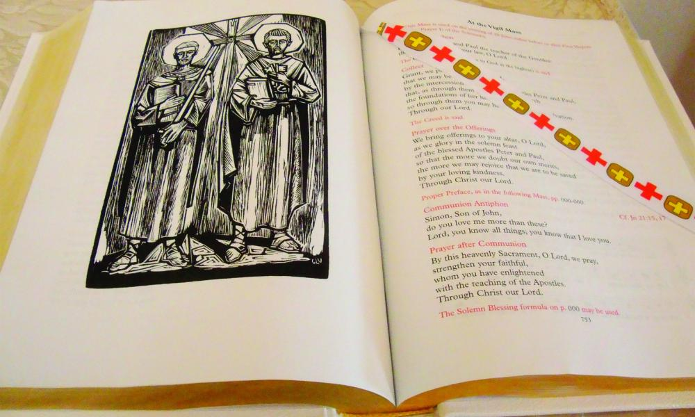 Translating the Roman Missal