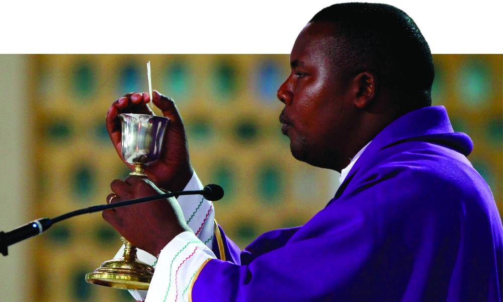 Sacraments - the way God is really present to us