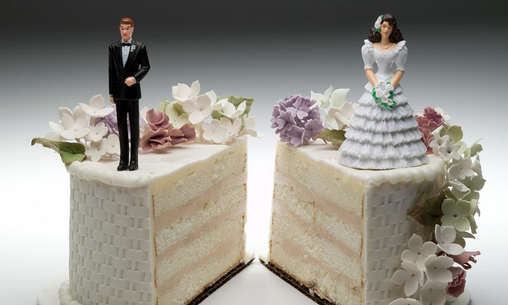How do we deal with a divorce in the family?
