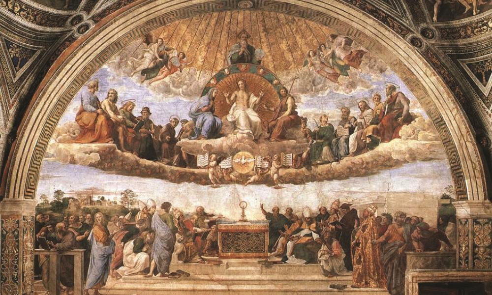 The creed Part 8: What do we believe about the Catholic Church and communion of saints?