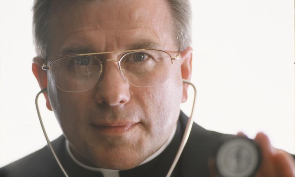 Vocations part 2: Heart and Soul – Tim Nelson gave up a career as a cardiologist to become a priest