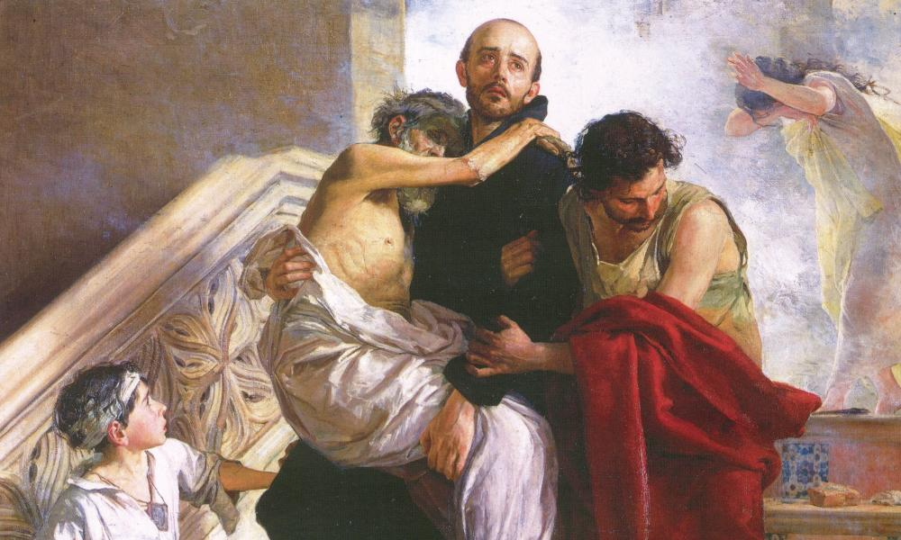 St. John of God  Feast Day: March 8