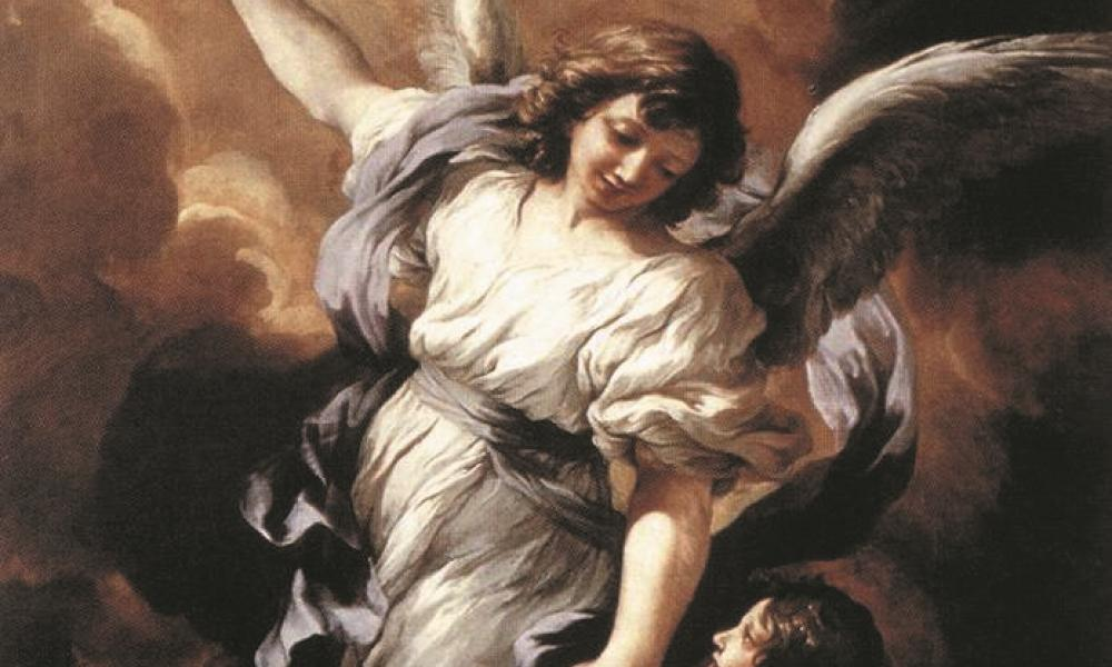 Guardian angels: fad, fiction or faithful helpers?