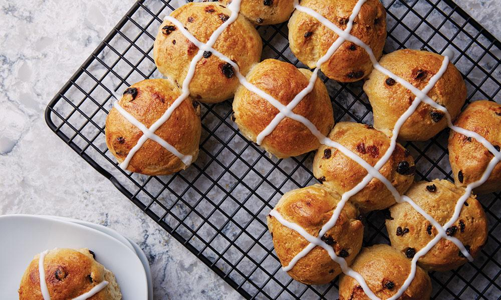 So what is a hot cross bun?