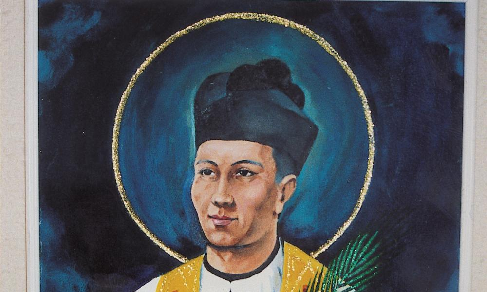 St. Andrew Dung-Lac and the martyrs under a Vietnamese Nero