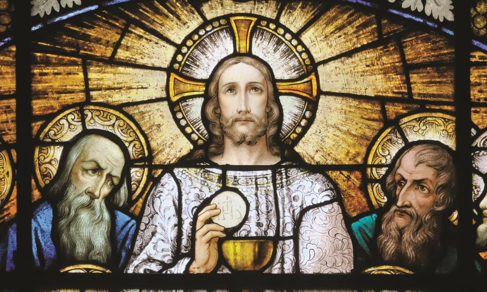 Is Christ really and truly present in the Eucharist?