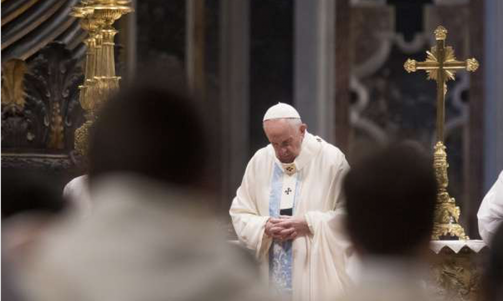 Pope, USCCB call for dialogue in the Middle East