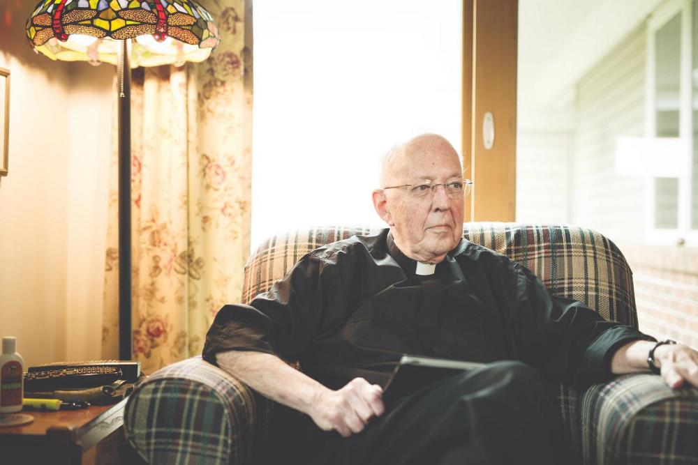 50 years as a priest