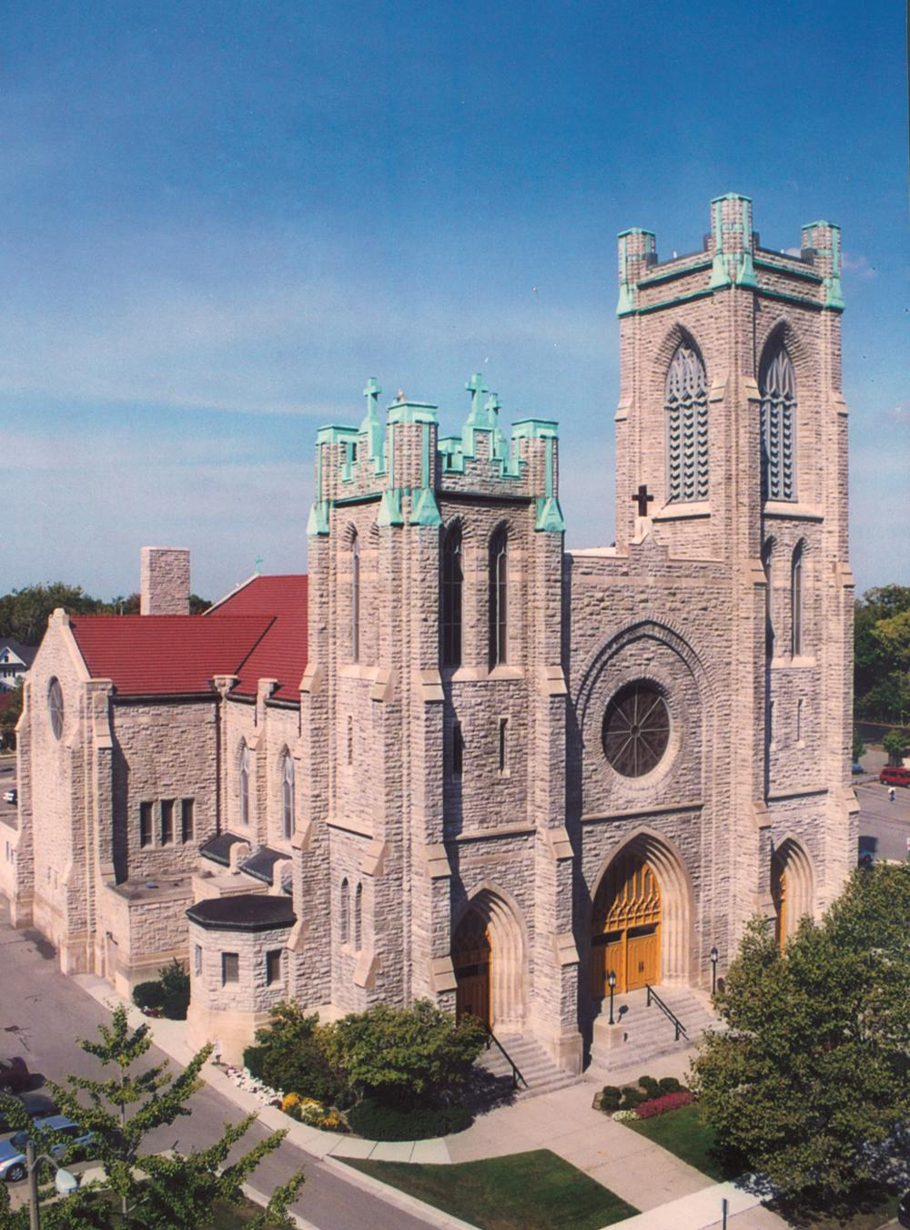 St. Mary Cathedral - Our shared treasure