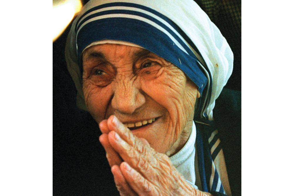 A life poured out for Christ: St. Teresa of Calcutta
