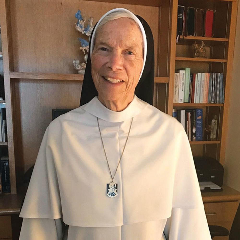 Mother Mary Assumpta Long, OP - Co-founder and Mother Superior of a 