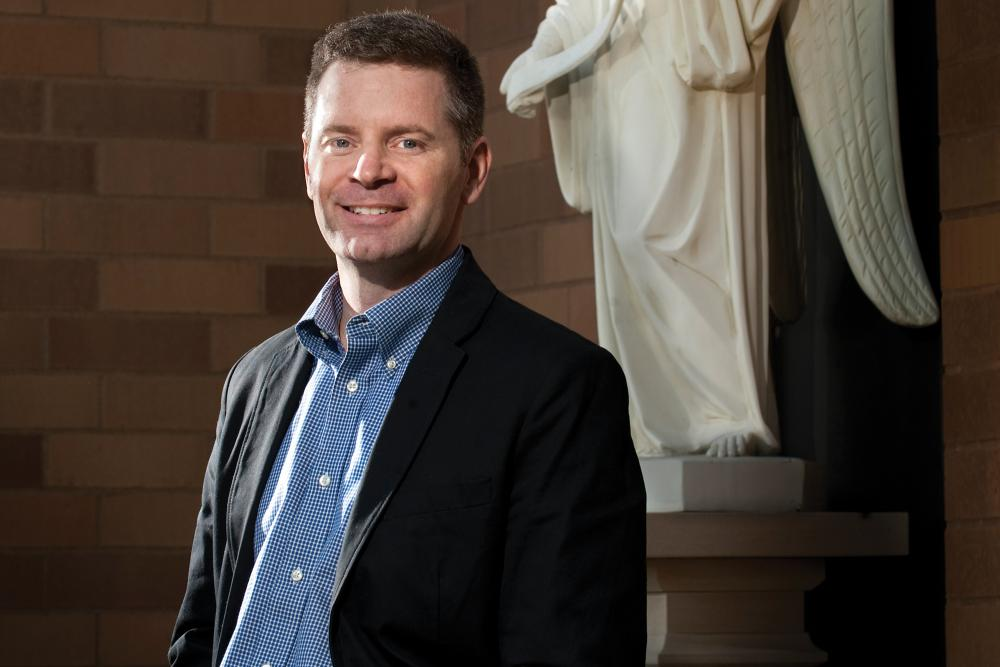 Faith talks to Christopher West, noted expert on Theology of the Body