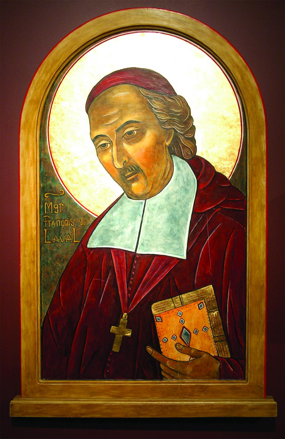 New North American saints François de Laval and Marie Guyart