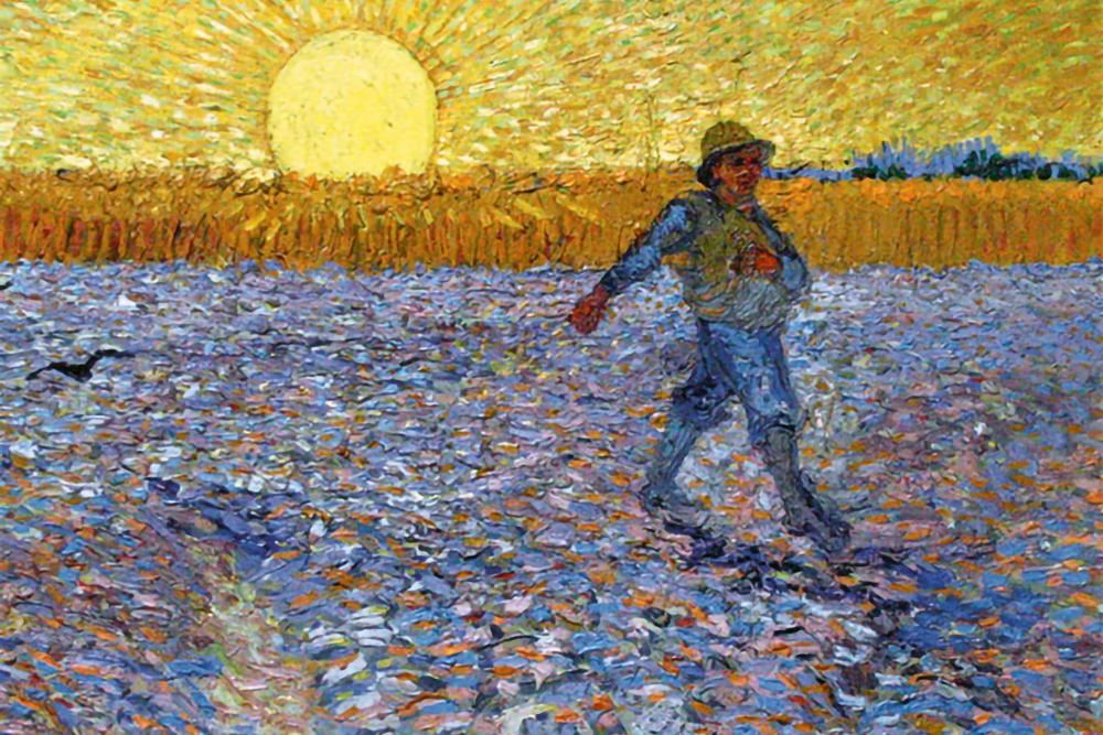 Lessons in mercy: The parable of the sower