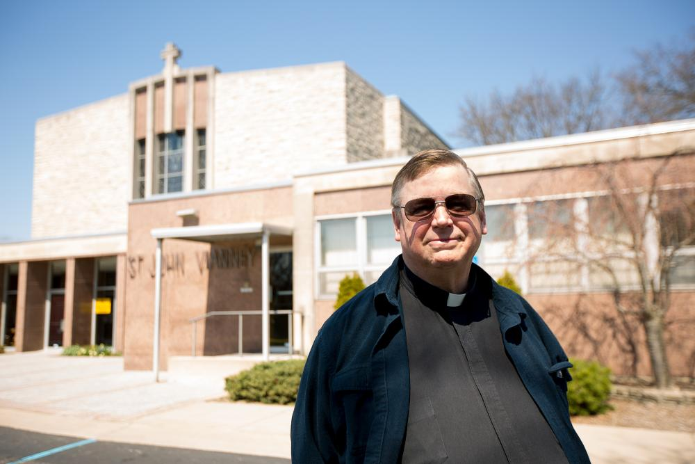 Lighting a fire in Flint: Fr. Tom leads the Catholic presence there