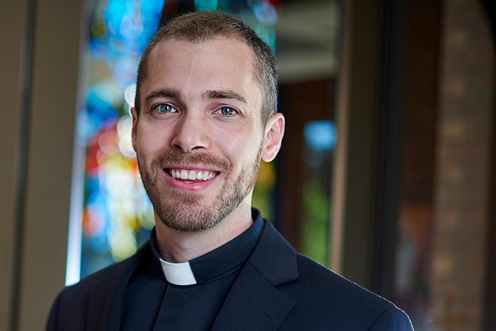 Meet Father Brian Lenz