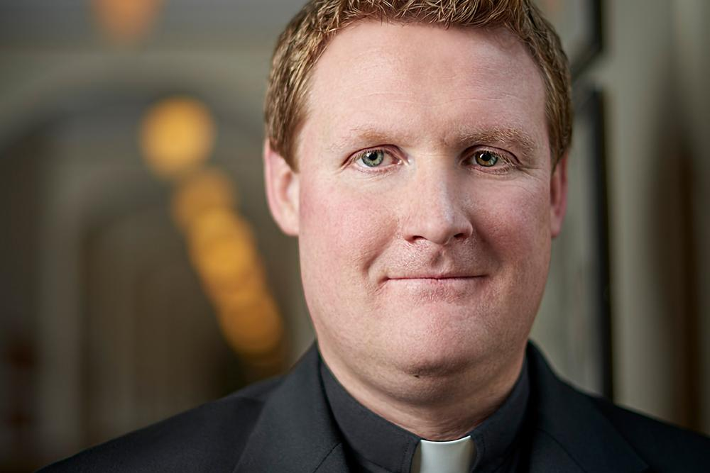 Meet Father Ryan Riley