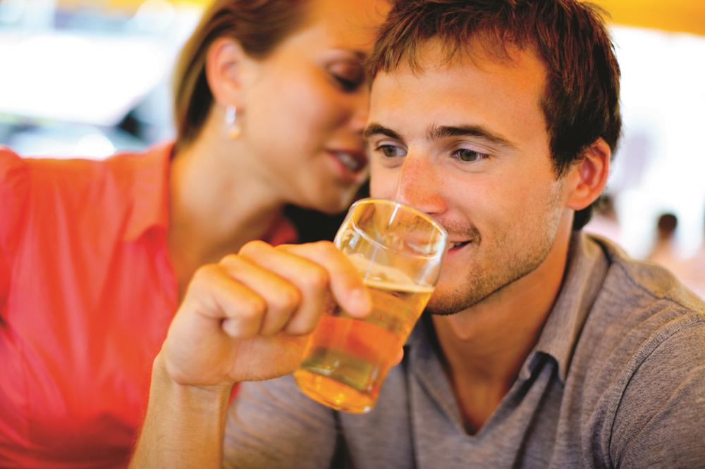 I'm afraid my husband is an alcoholic