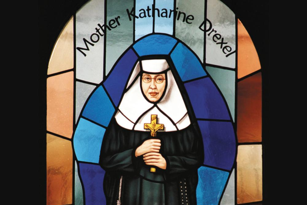 St. Katharine Drexel, An American Missionary