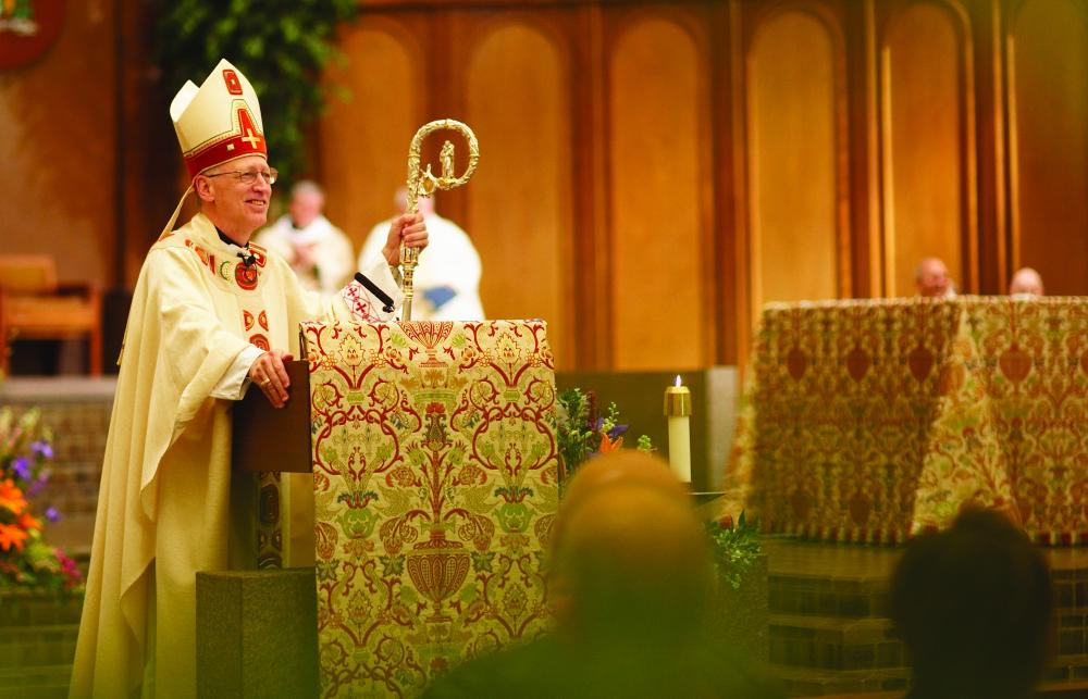 Reflections on 10 years as a bishop
