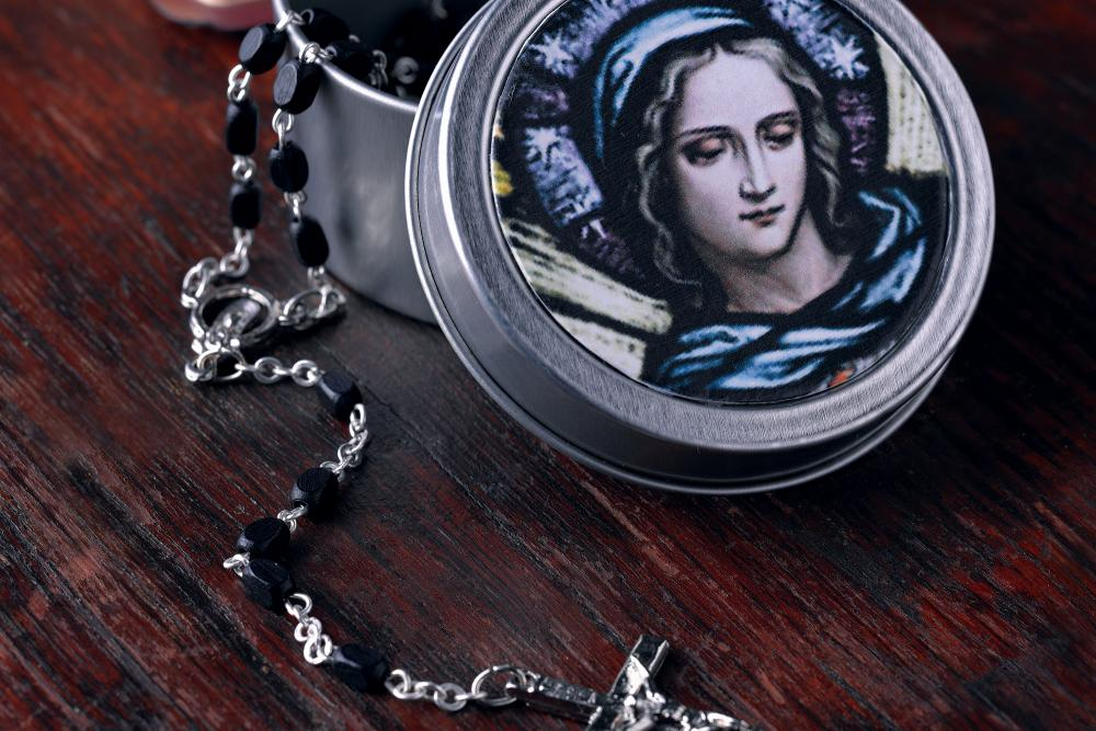 Making the case for a rosary