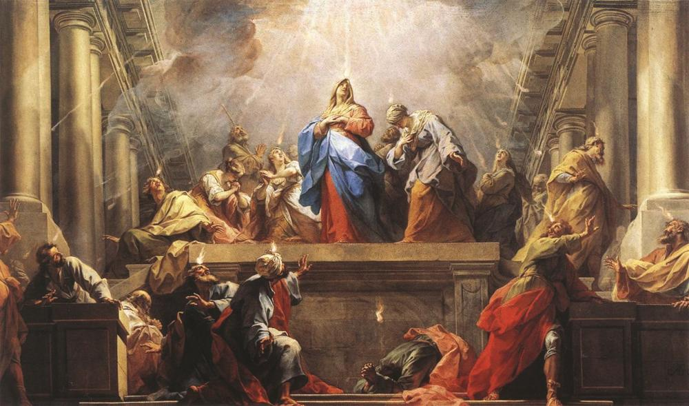 Pentecost How the Church began