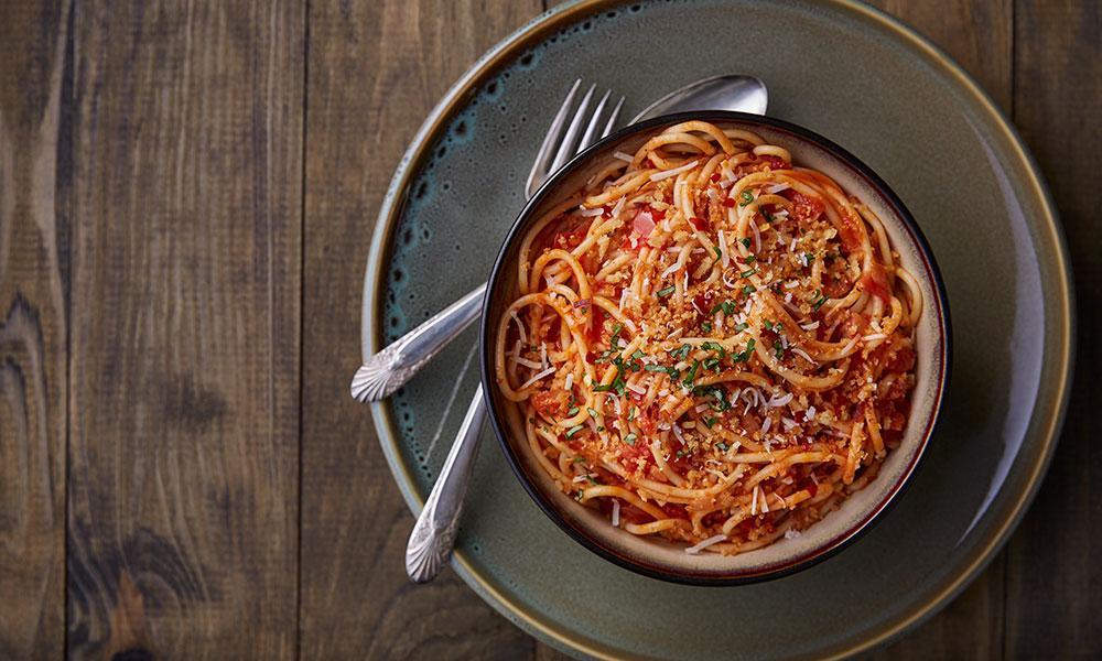 spaghetti for the soul a feast of faith hope and love