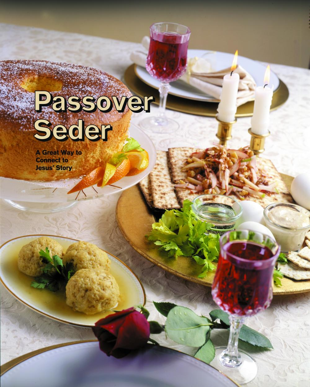 Passover seder – a great way to connect o Jesus' story
