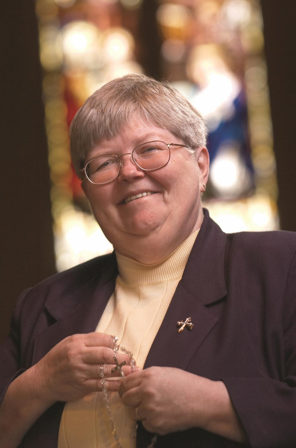 Vocations Part 4: God's quiet call to the consecrated life. How Sr. Carla responded.