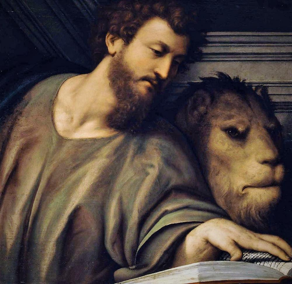 Saint Mark the Evangelist (c.5AD-68 AD)