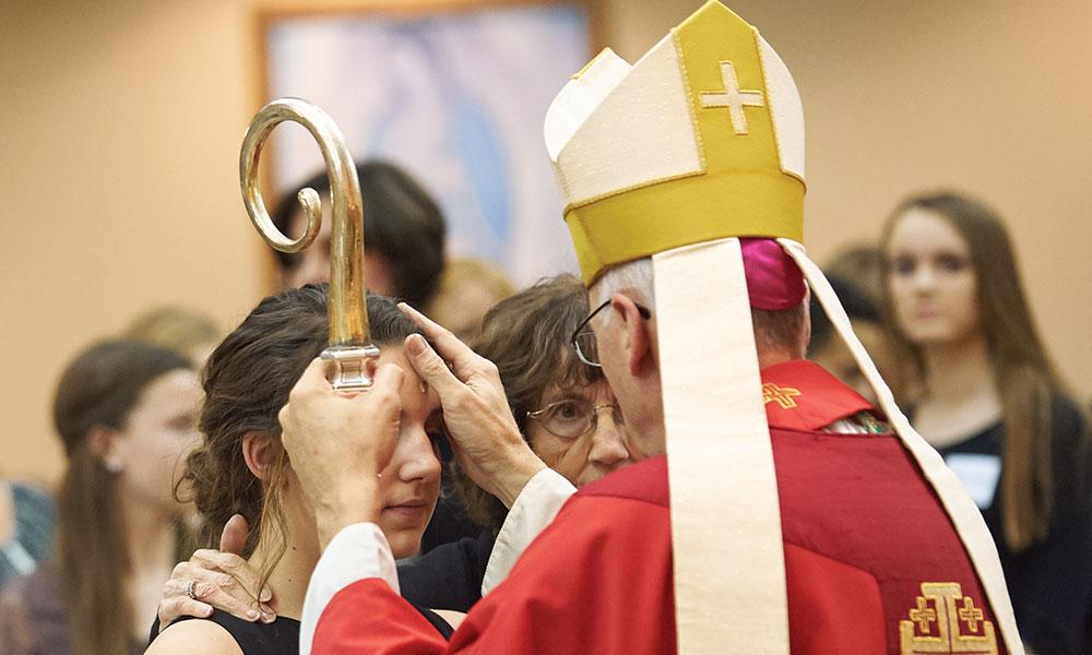 Encountering Jesus in  Confirmation