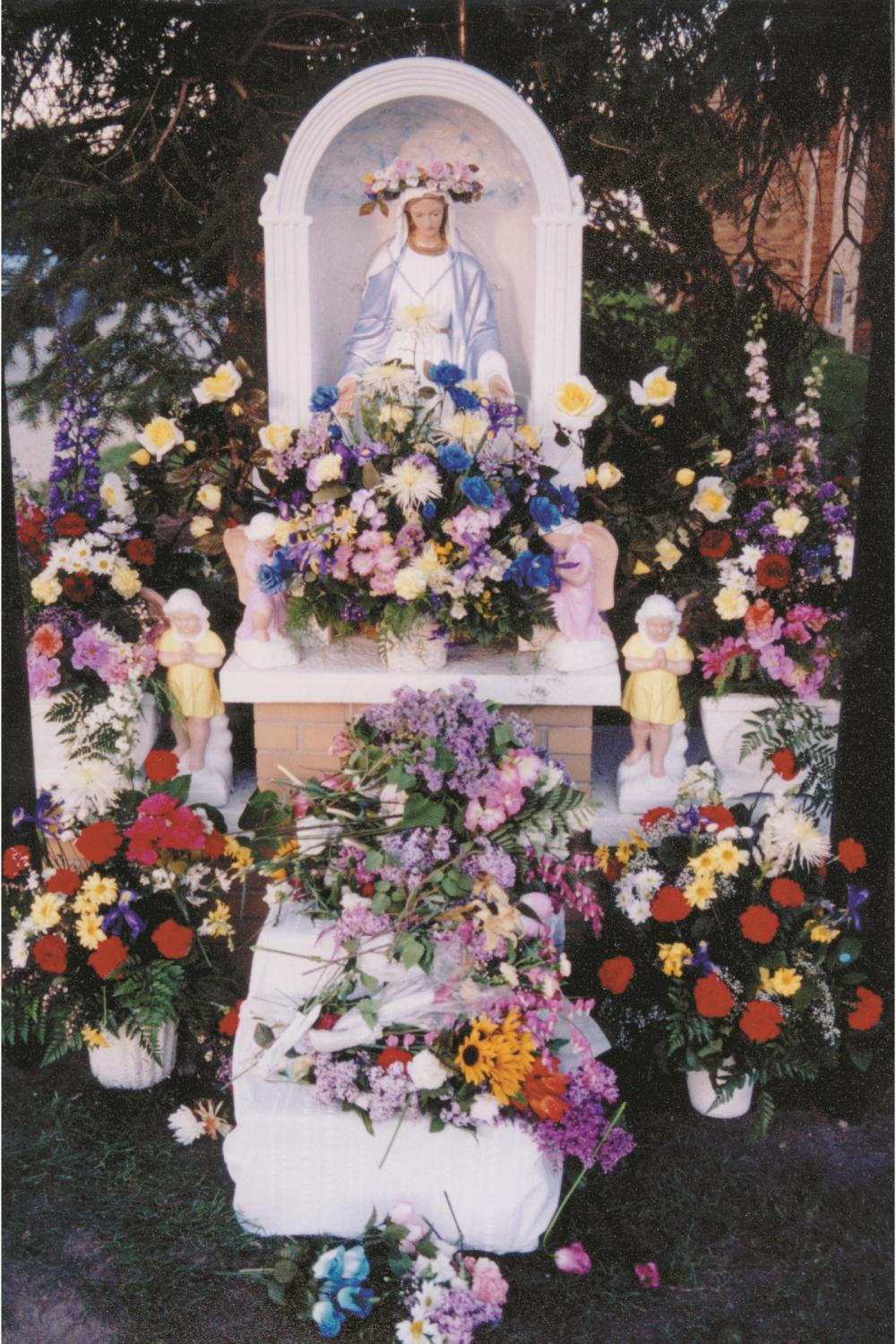 The Mary Month of May