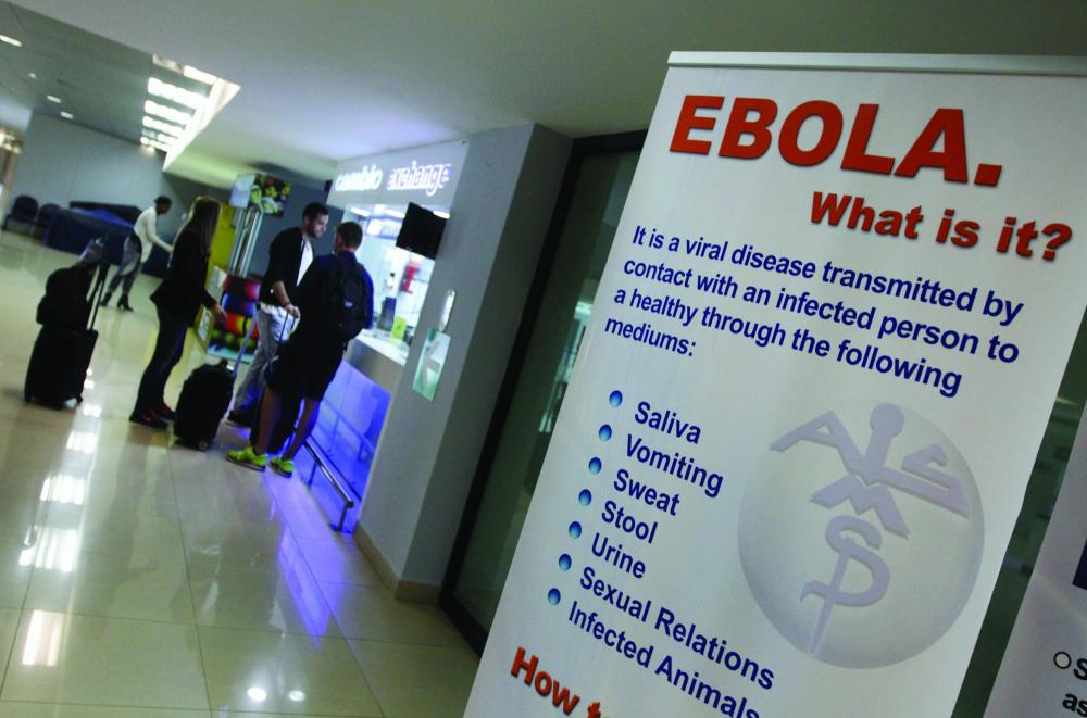 Special Report: Ebola Outbreak